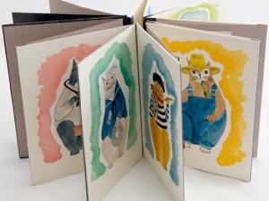 Nancy Driesbach - A Cat's Tale
