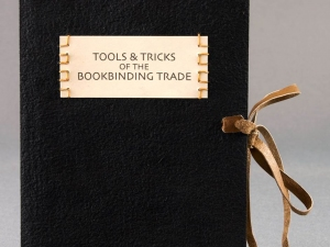 Patty Bertsch - Tools and Tricks of the Bookbinding Trade