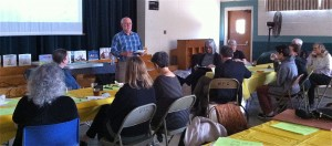 Lou Kroner chairs annual meeting